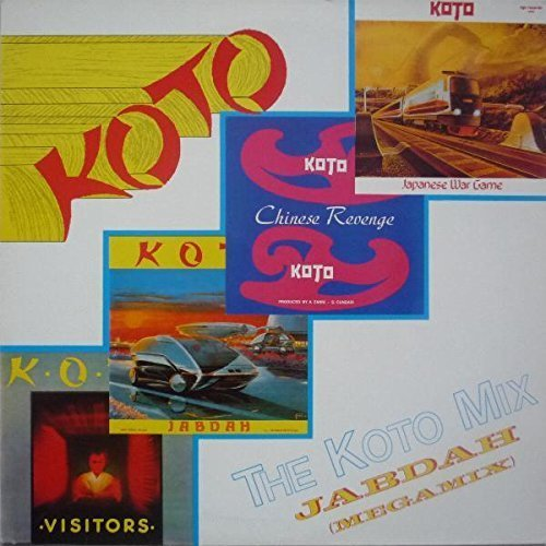 Bild 1: Koto, Koto Mix (#zyx/memix8048, b/w 'Jabdah [Megamix, 7:00min.]')