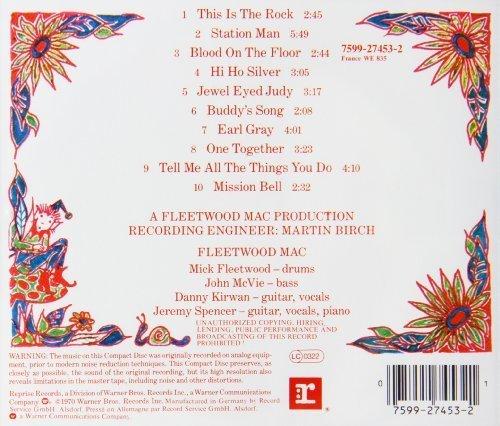 Bild 2: Fleetwood Mac, Kiln house (1970)