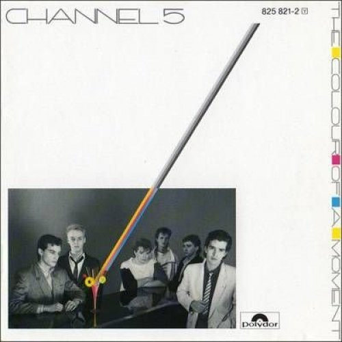 Bild 1: Channel 5, Colour of a moment (1985)