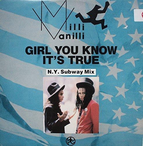 Bild 2: Milli Vanilli, Girl you know it's true (Super Club, 1988)