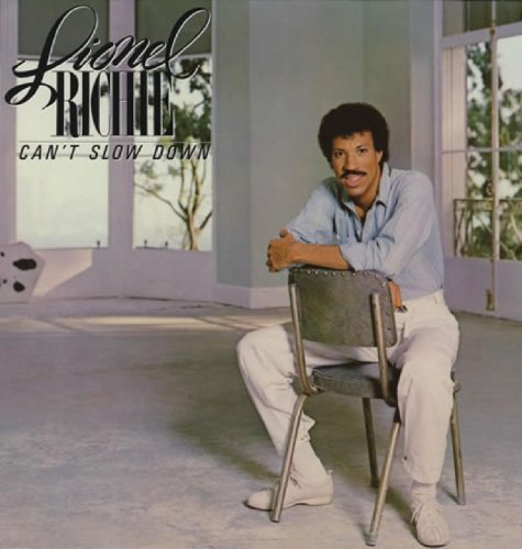 Image 2: Lionel Richie, Can't slow down (1983)