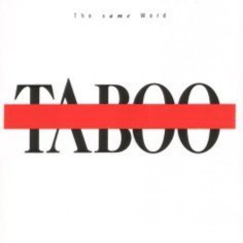 Bild 1: Taboo, Same world (1988)