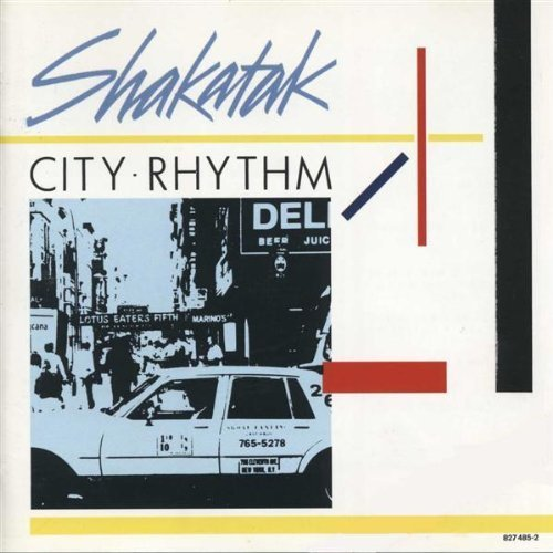 Bild 1: Shakatak, City rhythm (1985; 11 tracks)