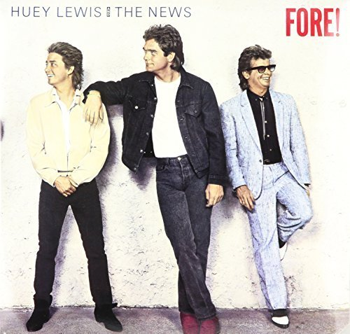 Bild 2: Huey Lewis & The News, Fore! (1986)