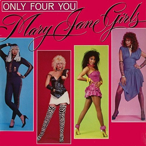 Bild 2: Mary Jane Girls, Only for you (1985)
