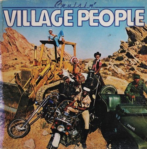 Bild 1: Village People, Cruisin' (1978)