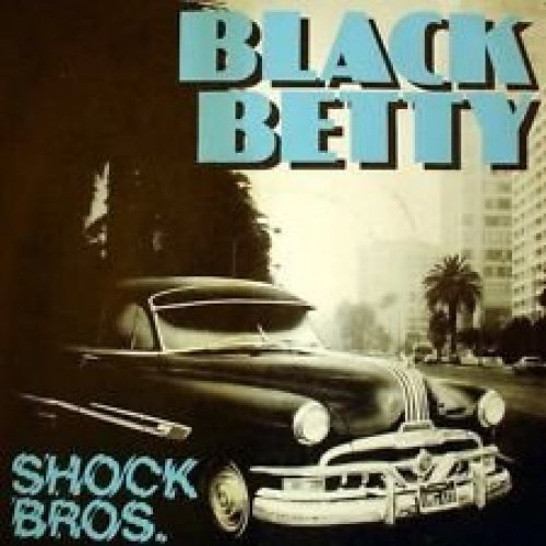 Image 2: Shock Bros., Black Betty (Street Mix)