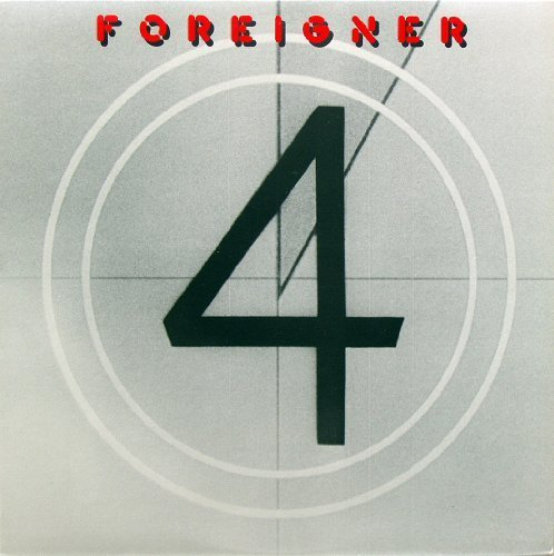 Image 2: Foreigner, 4 (1981)
