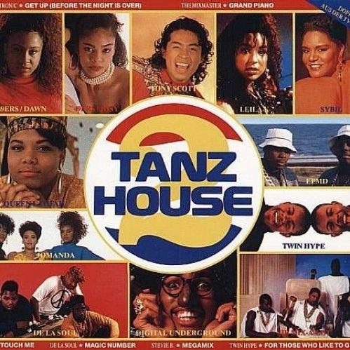 Bild 1: Tanz House 2 (Maxis), 2 In a Room, Adeva, De la Soul, 49ers, Leila K., Sybil...