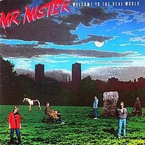 Image 4: Mr. Mister, Welcome to the real world (1985)