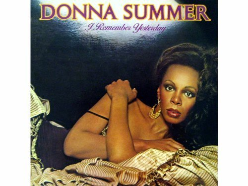 Bild 1: Donna Summer, I remember yesterday (1977)