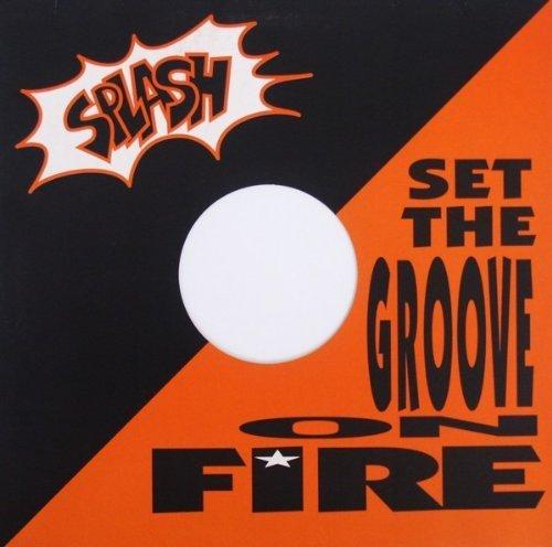 Bild 1: Splash, Set the groove on fire (1991)