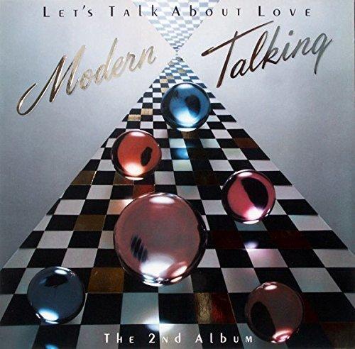 Bild 1: Modern Talking, Let's talk about love-2nd album (1985)