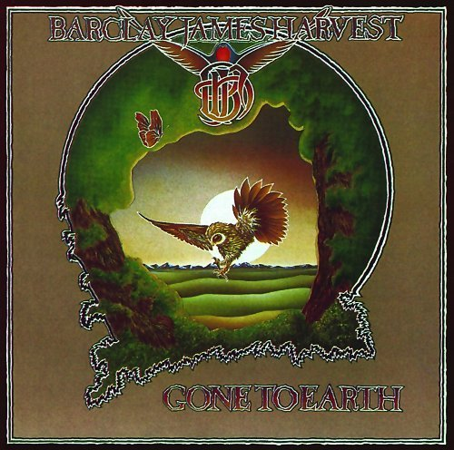 Bild 1: Barclay James Harvest, Gone to earth (1977)