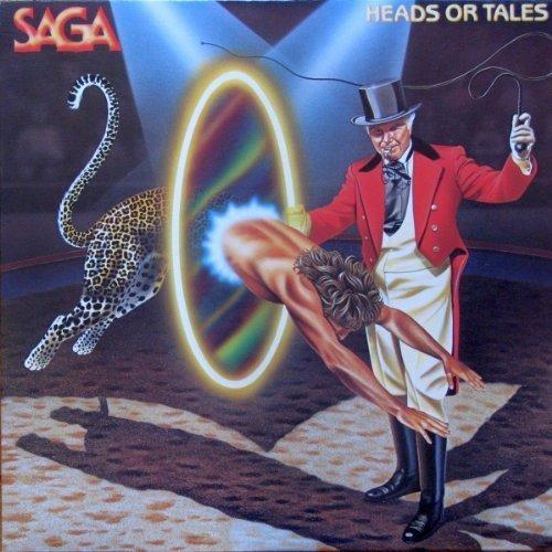 Bild 2: Saga, Heads or tales (1983)