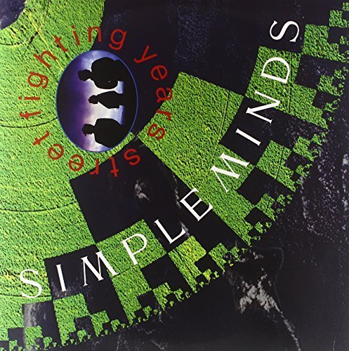 Bild 1: Simple Minds, Street fighting years (1989)