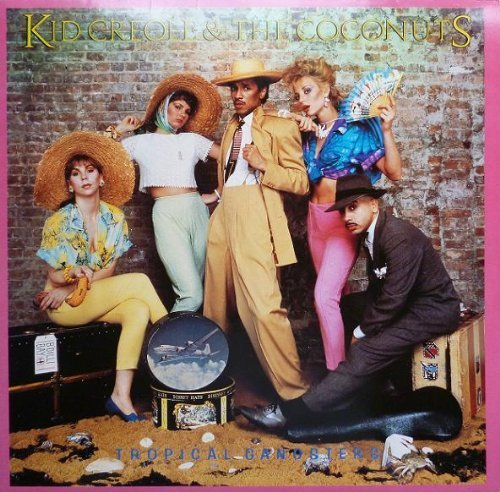 Bild 1: Kid Creole & the Coconuts, Tropical gangsters (1982)