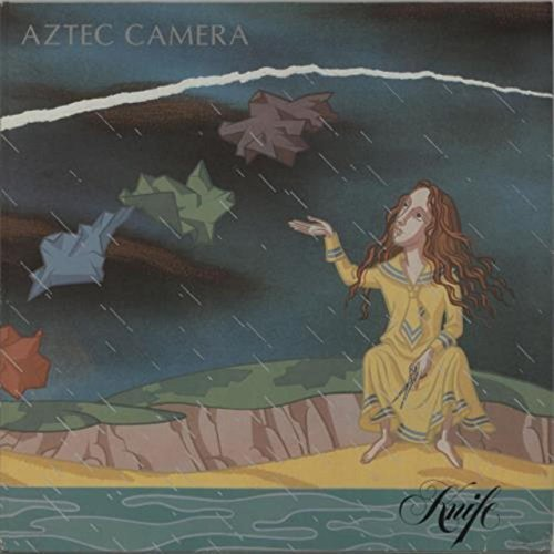 Bild 1: Aztec Camera, Knife (1984)