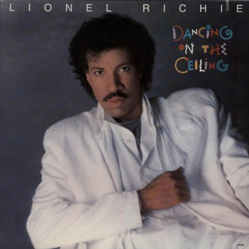 Bild 2: Lionel Richie, Dancing on the ceiling (1986)