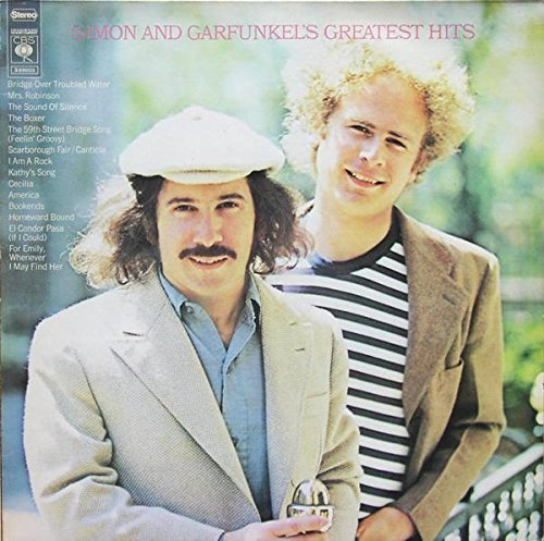 Bild 1: Simon & Garfunkel, Greatest hits