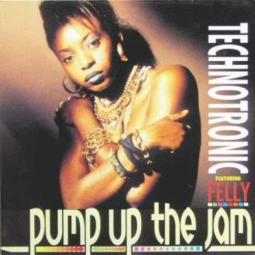 Bild 1: Technotronic, Pump up the jam (1989)