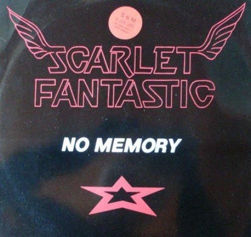 Bild 1: Scarlet Fantastic, No memory (Extra Sensory Mix, 8:14min., 1987)