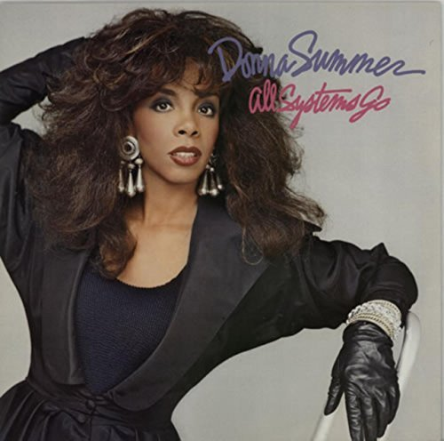Bild 1: Donna Summer, All systems go (1987)