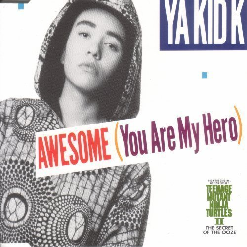 Bild 1: Ya Kid K, Awesome (1991)