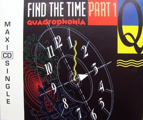Bild 1: Quadrophonia, Find the time part 1 (1991)