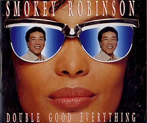 Bild 1: Smokey Robinson, Double good everything (1991)