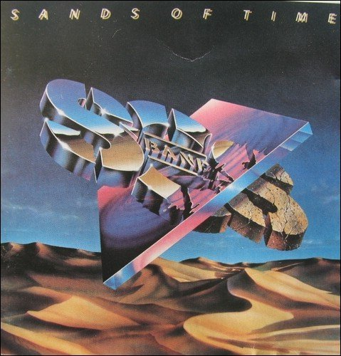 Bild 1: SOS Band, Sands of time (1986)