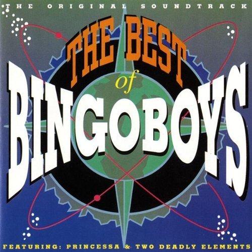 Bild 1: Bingoboys, Best of (1991)