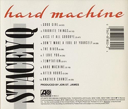 Bild 2: Stacey Q, Hard machine (1988)