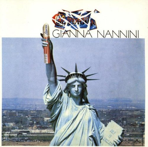 Bild 1: Gianna Nannini, California (1979/80)