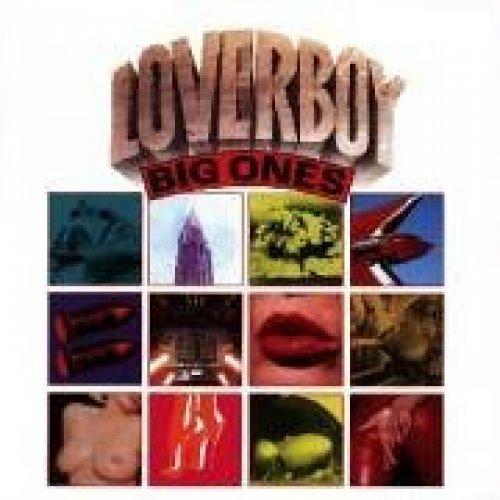 Image 1: Loverboy, Big ones (14 tracks, 1980-89)