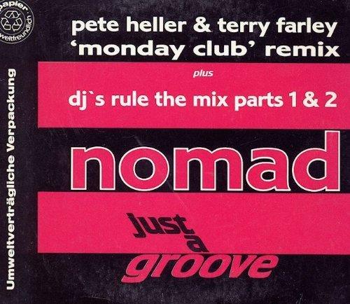 Bild 1: Nomad, Just a groove-Remix (#zyx6511r)
