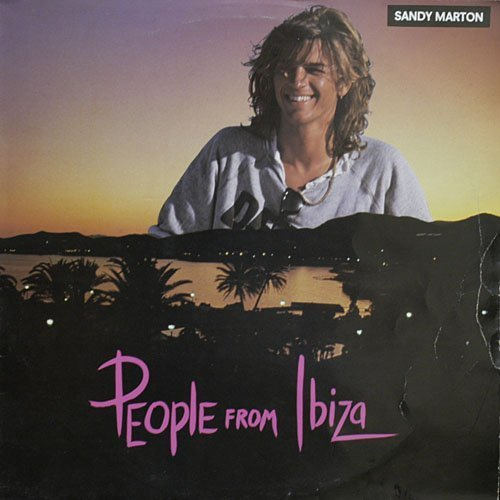 Bild 1: Sandy Marton, People from Ibiza (1984)
