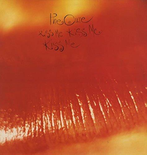 Bild 1: Cure, Kiss me, kiss me, kiss me (1987)