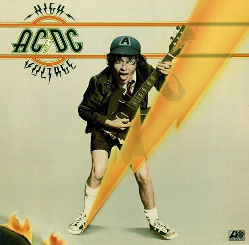 Bild 1: AC/DC, High voltage (1976)