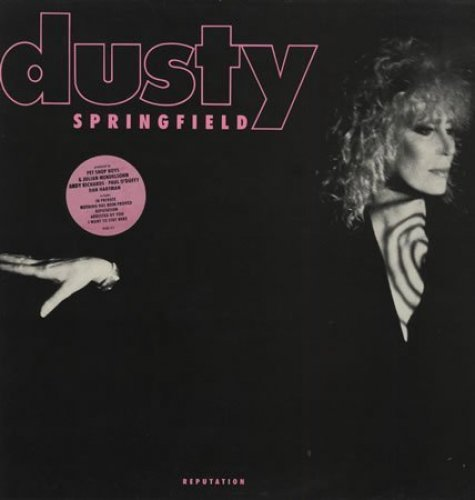 Bild 1: Dusty Springfield, Reputation (1990)