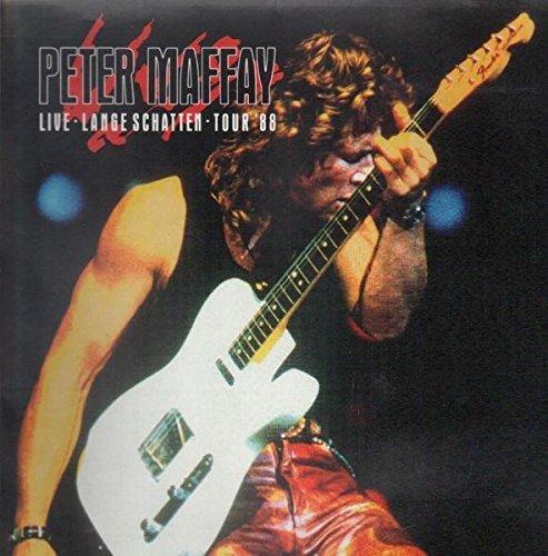 Bild 1: Peter Maffay, Live-Lange Schatten Tour '88