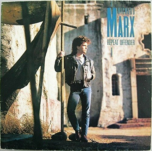 Image 1: Richard Marx, Repeat offender (1989)