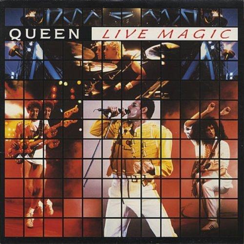 Bild 1: Queen, Live magic (1986)
