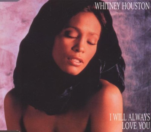 Bild 1: Whitney Houston, I will always love you (1992)