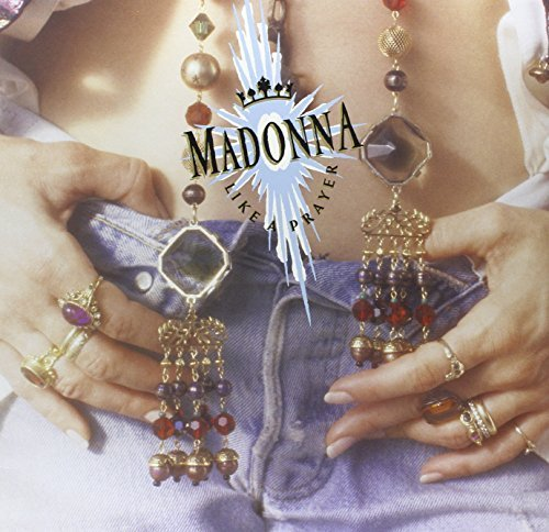 Bild 1: Madonna, Like a prayer (1989)