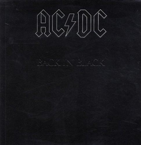 Bild 1: AC/DC, Back in black (1980)