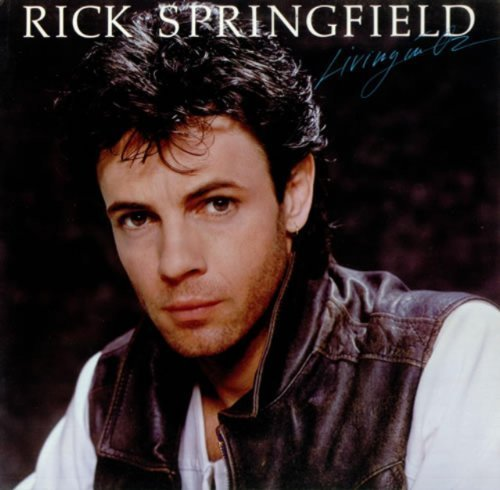 Bild 2: Rick Springfield, Living in Oz (1983)