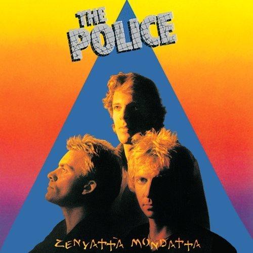 Bild 1: Police, Zenyatta Mondatta (1980)