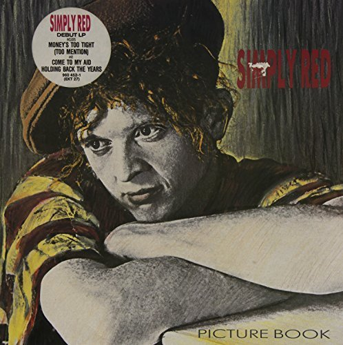 Bild 2: Simply Red, Picture book (1985)