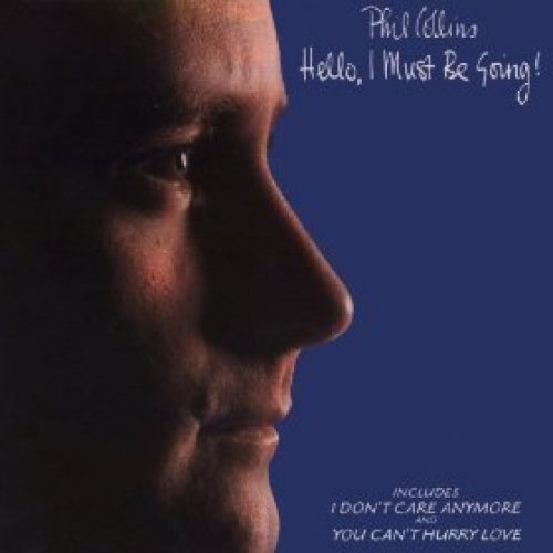 Фото 3: Phil Collins, Hello, I must be going (1982)